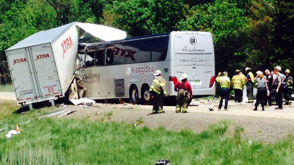 accidente de autobus